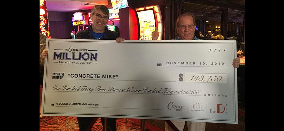 Circa Millions Winner
